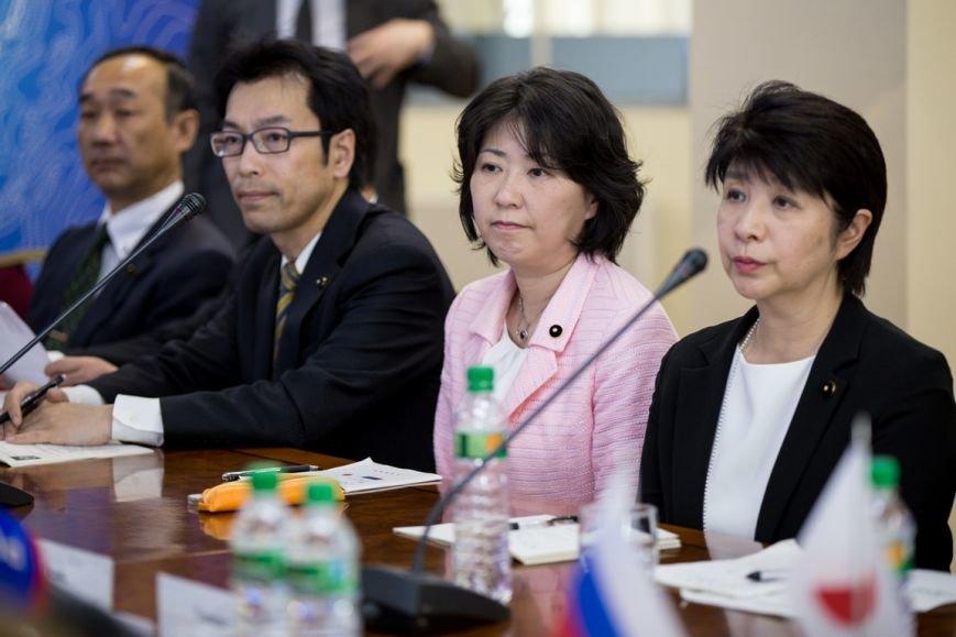 Вера Щербина встретилась с представителями Ассамблеи префектуры Хоккайдо, фото-2