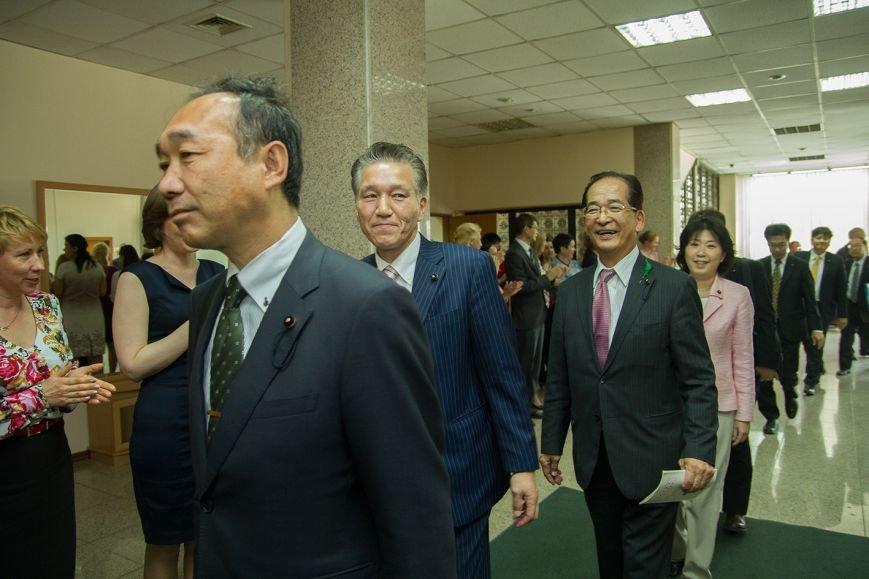 В областной Думе Сахалина принимали парламентариев с Хоккайдо, фото-1