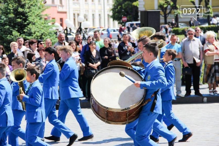 У Чернівцях триває свято духової музики(ФОТОЗВІТ), фото-1
