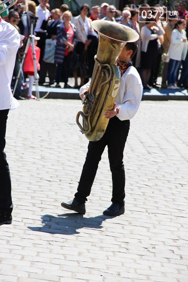 У Чернівцях триває свято духової музики(ФОТОЗВІТ), фото-11