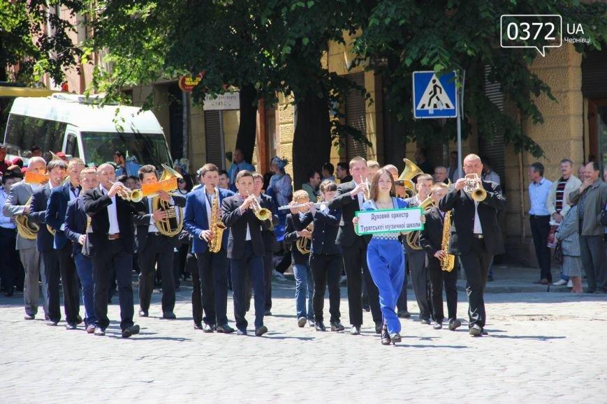 У Чернівцях триває свято духової музики(ФОТОЗВІТ), фото-8