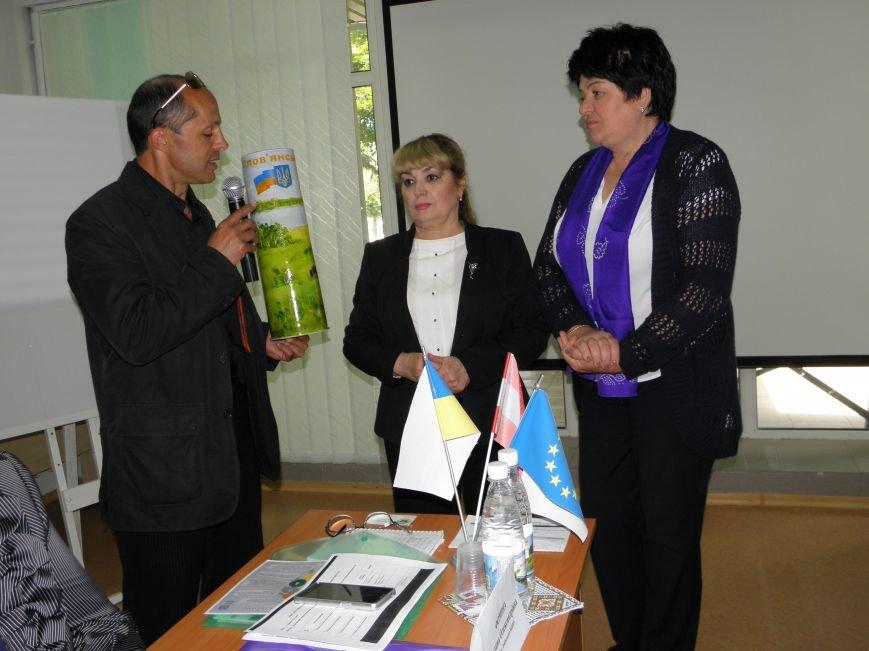 В Краматорске обсуждали перспективы трудоустройства инвалидов, фото-2