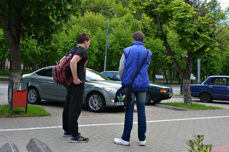 Фото-эксперимент: «Street look по-новополоцки», фото-5
