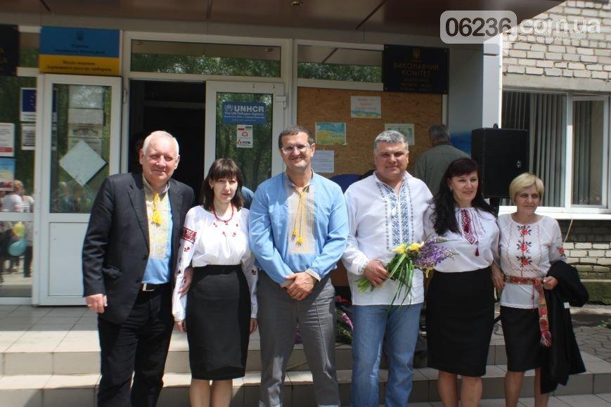 ФОТОФАКТ. Авдеевка отметила День вышиванки массовыми мероприятиями, фото-17