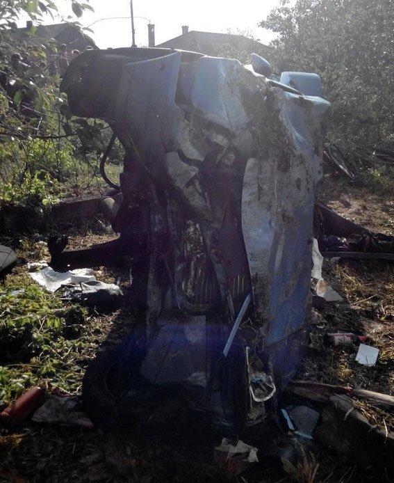 В Александровском районе в ДТП погибло 2 человека, фото-2