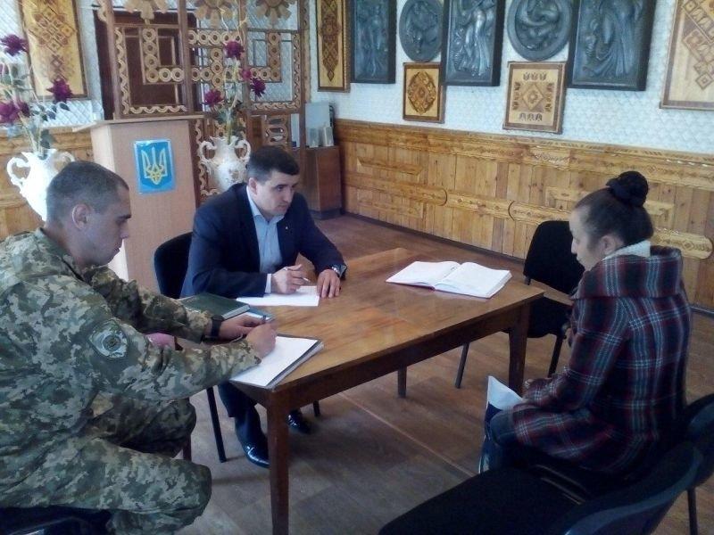 В Краматорске Виталий Максымив посетил Шабельковку, фото-2