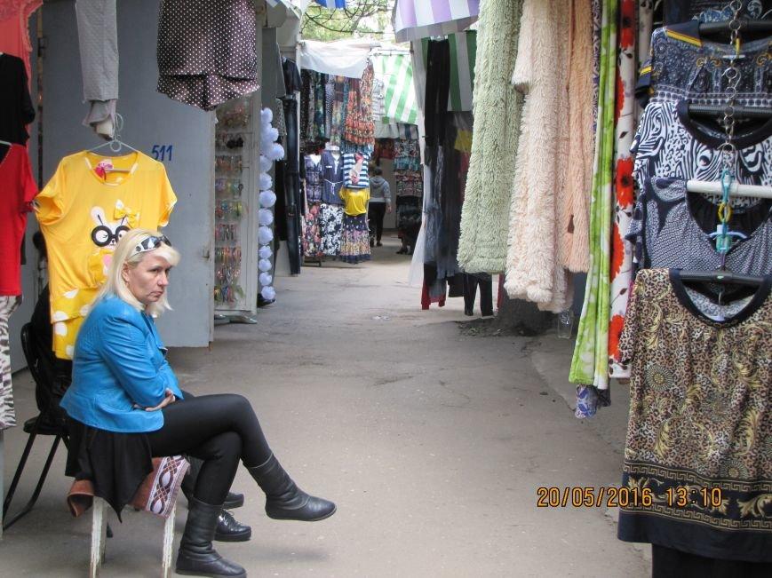 Рынки в Мелитополе вымирают, фото-1
