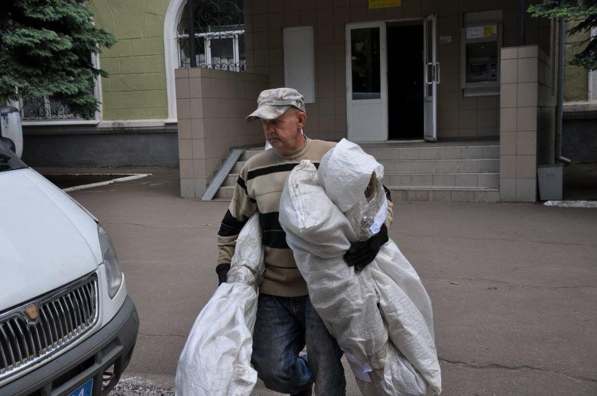 В Краматорске уничтожили наркотиков на миллион гривен, фото-1