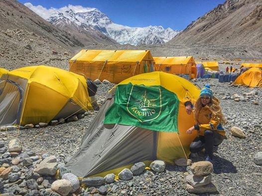 Первая украинка на Эвересте: покорить вершину ей помог выдающийся днепродзержинец, фото-3