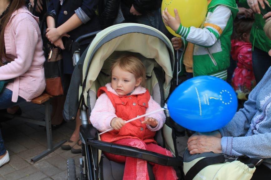 Бахмутчане ярко отпраздновали День Европы (ФОТО), фото-5