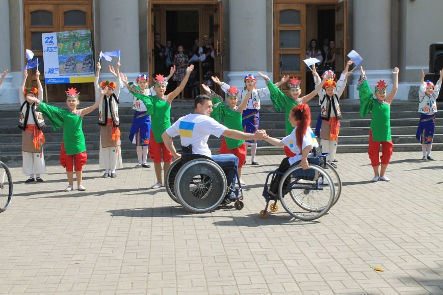 Бахмутчане ярко отпраздновали День Европы (ФОТО), фото-12
