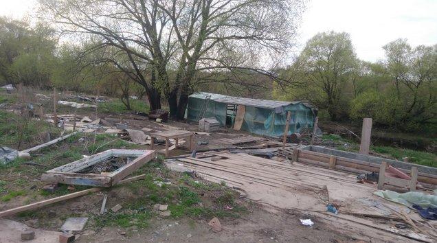 Мигранты из Средней Азии оборудовали нелегальную плантацию в Домодедово, фото-4