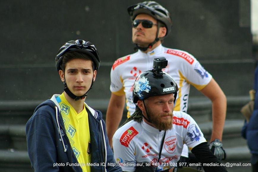 10 тыс. км за 100 дней: в Европе продолжается велопробег, организованный нашим земляком (фото), фото-1