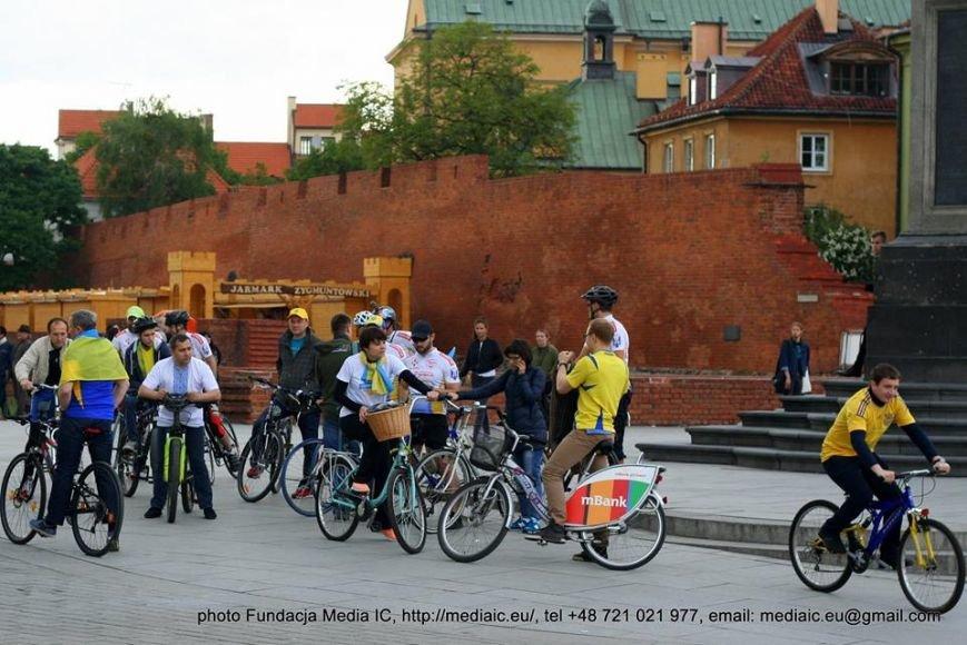 10 тыс. км за 100 дней: в Европе продолжается велопробег, организованный нашим земляком (фото), фото-3