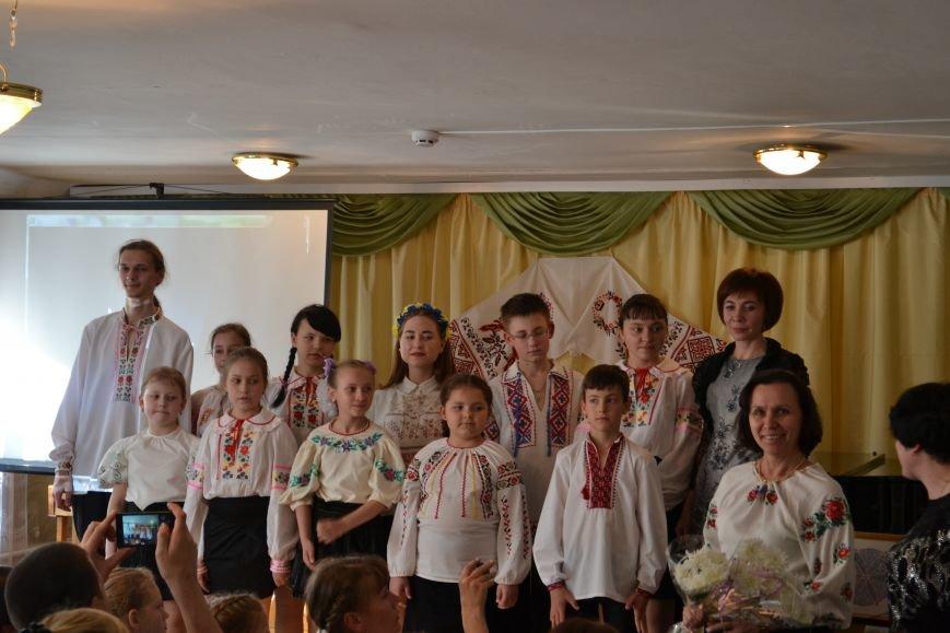Музыкальные узоры семейной вышиванки (ФОТО/ВИДЕО), фото-4