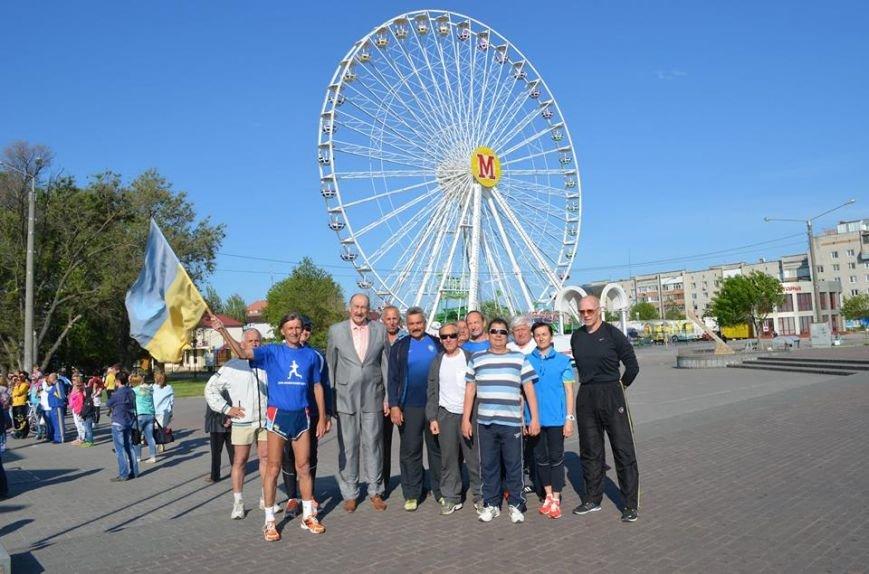 В Бердянске с успехом прошел Олимпийский день, фото-1