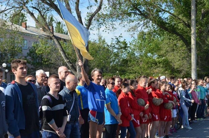 В Бердянске с успехом прошел Олимпийский день, фото-3
