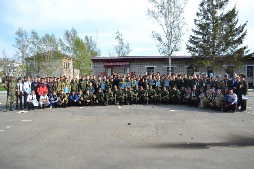 Спартакиада допризывной завершилась 20 мая молодежи на Сахалине, фото-4