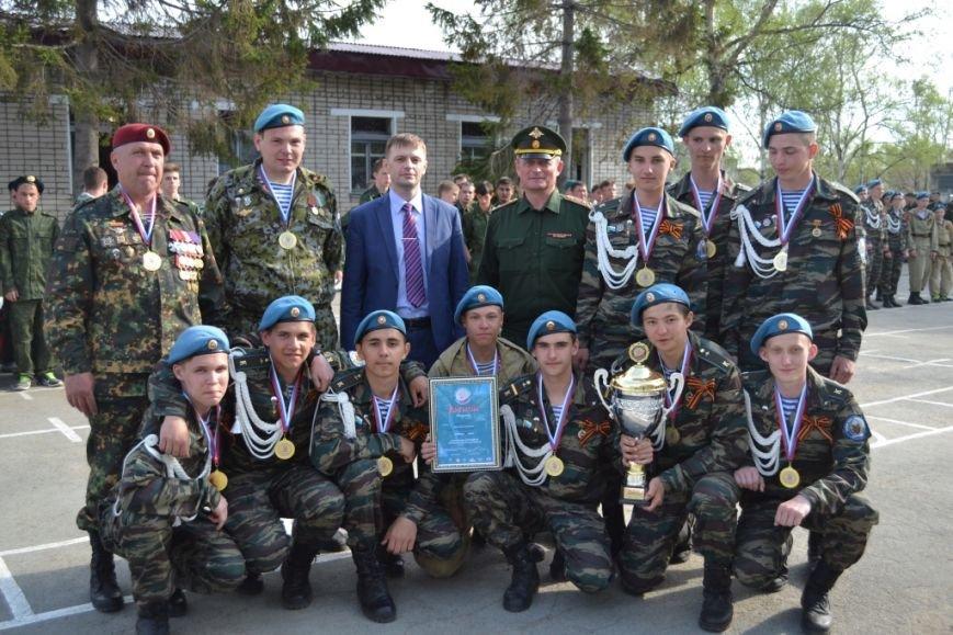 Спартакиада допризывной завершилась 20 мая молодежи на Сахалине, фото-2