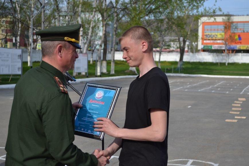 Спартакиада допризывной завершилась 20 мая молодежи на Сахалине, фото-1