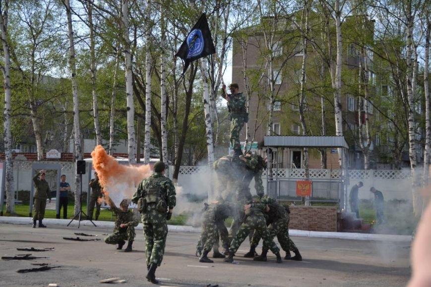 Спартакиада допризывной завершилась 20 мая молодежи на Сахалине, фото-3