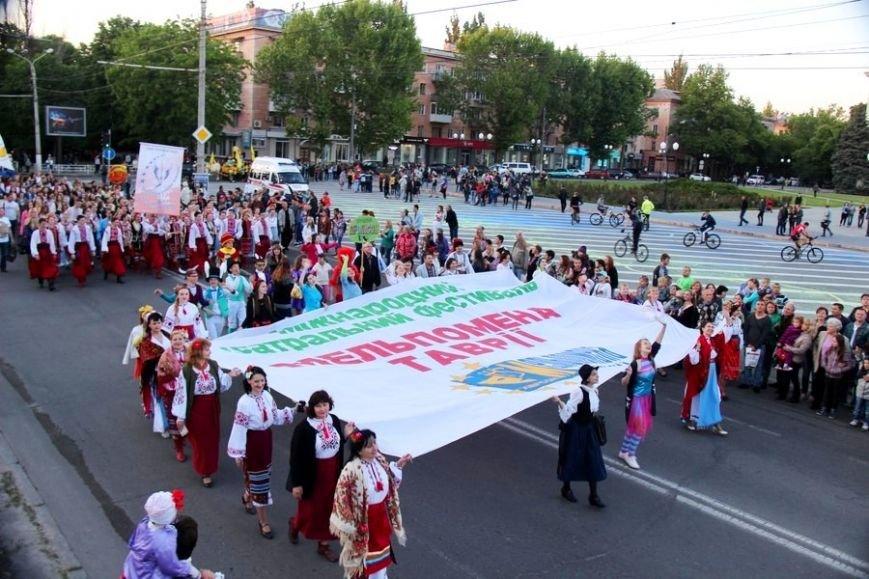 В Херсоне состоялось Карнавальное шествие, посвященное открытию фестиваля «Мельпомена Таврии», фото-5