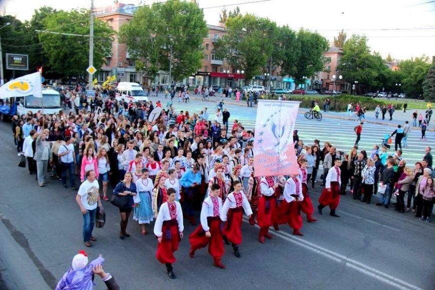 В Херсоне состоялось Карнавальное шествие, посвященное открытию фестиваля «Мельпомена Таврии», фото-4