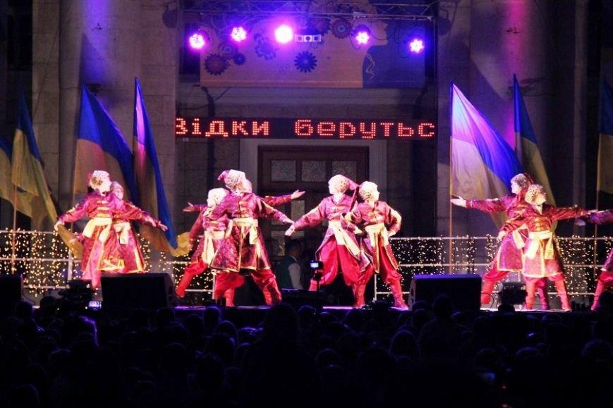 Вчера в Херсоне состоялся Гала-концерт, посвященный открытию фестиваля «Мельпомена Таврии», фото-1