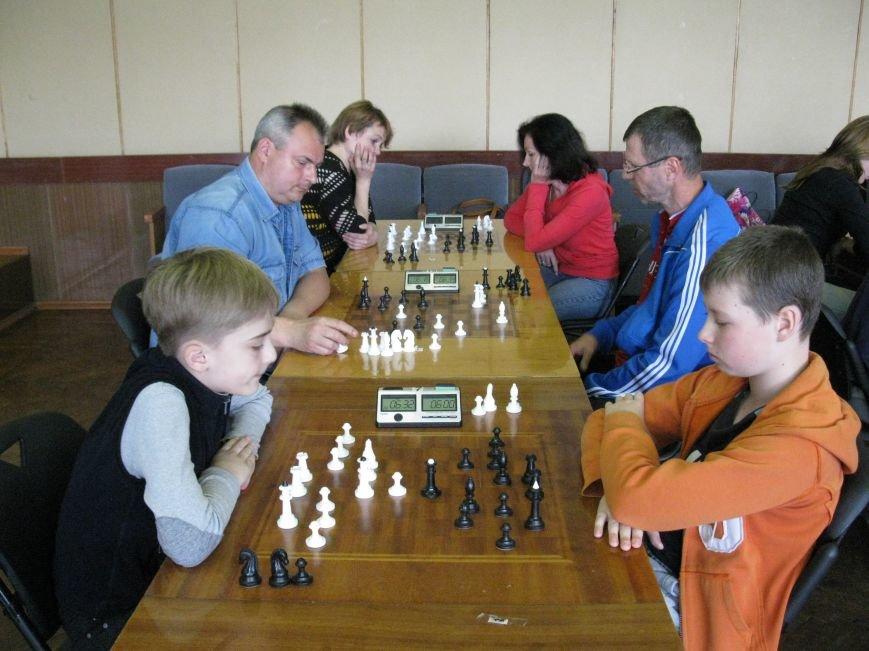 Мелитополец Дмитрий Христовой привел свою семью к победе, фото-1