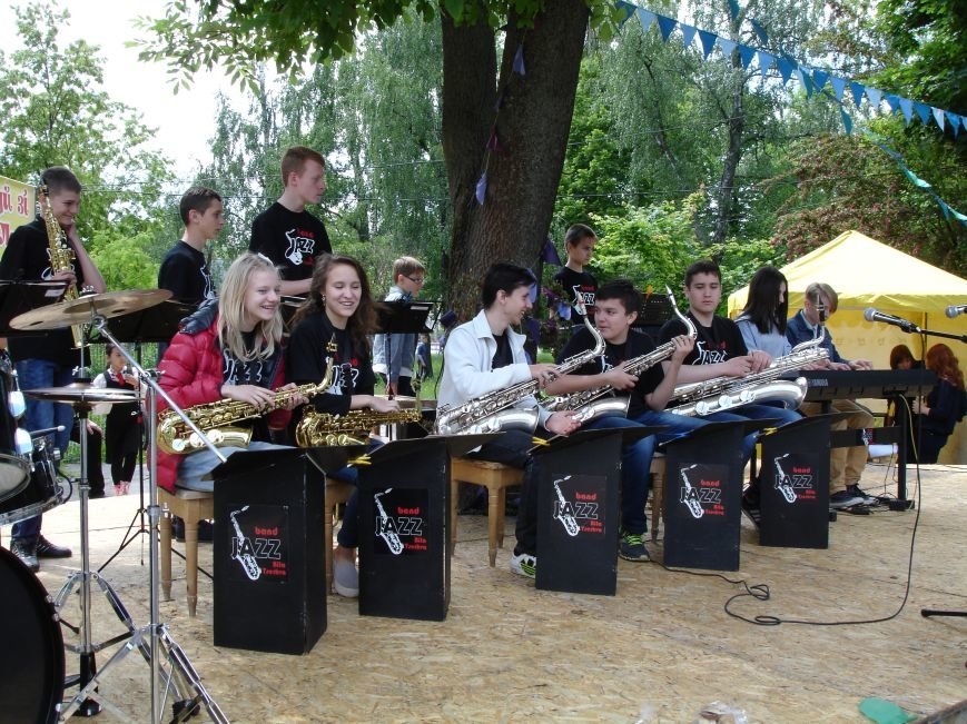 День вуличної музики у парку Шевченка (фото), фото-3