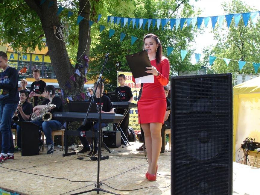 День вуличної музики у парку Шевченка (фото), фото-1