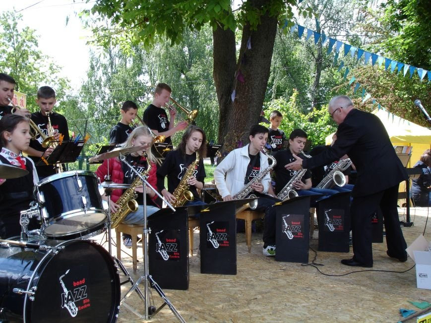День вуличної музики у парку Шевченка (фото), фото-4