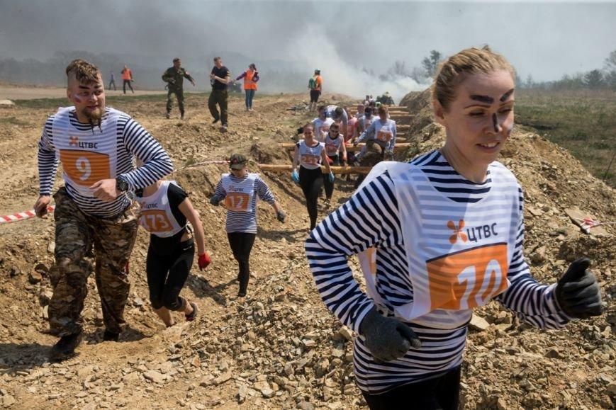 «Сахалинский рубеж» на Пушистом преодолели более 400 человек, фото-1
