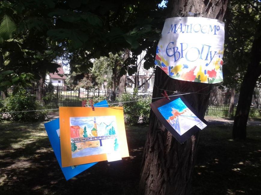 В Мариуполе прошёл детский парад нации (ФОТО), фото-1