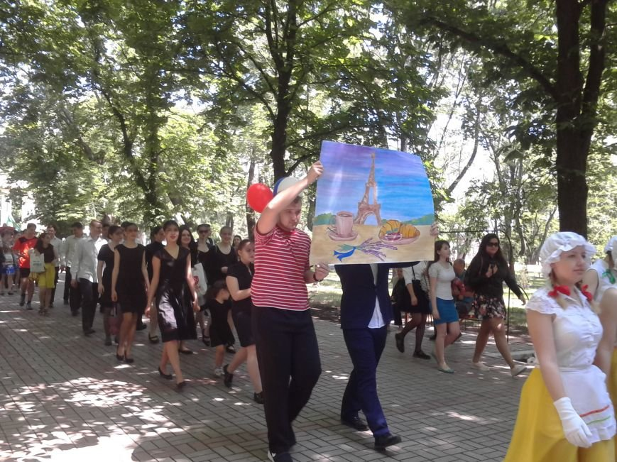 В Мариуполе прошёл детский парад нации (ФОТО), фото-14