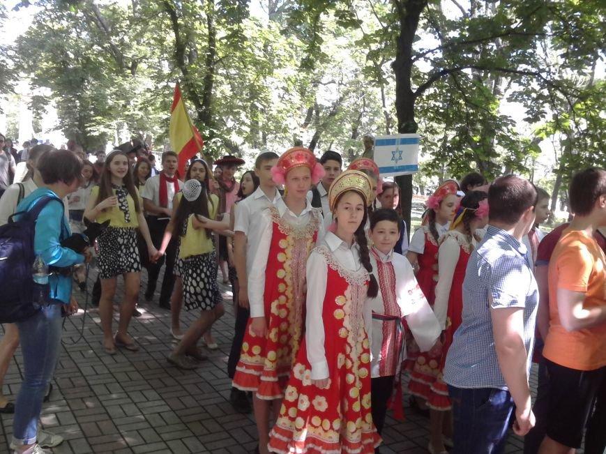 В Мариуполе прошёл детский парад нации (ФОТО), фото-13