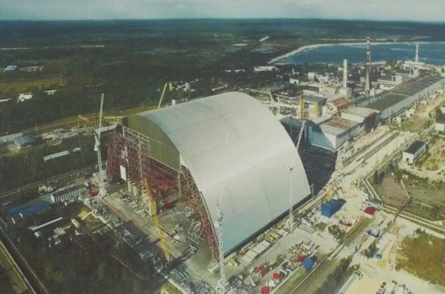 """Чернігівські журналісти та активісти відвідали основні місця зйомок фільму """"Чорнобиль. Зона майбутнього», фото-12"""