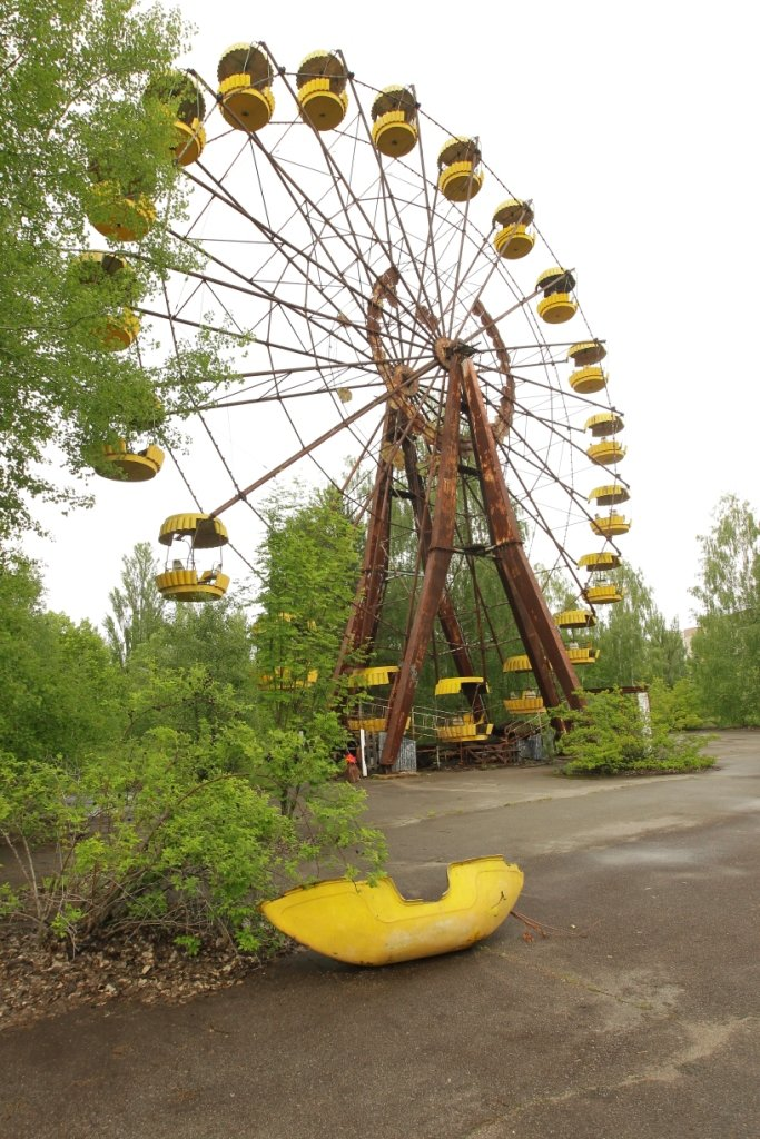"""Чернігівські журналісти та активісти відвідали основні місця зйомок фільму """"Чорнобиль. Зона майбутнього», фото-4"""