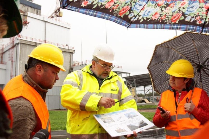 """Чернігівські журналісти та активісти відвідали основні місця зйомок фільму """"Чорнобиль. Зона майбутнього», фото-7"""