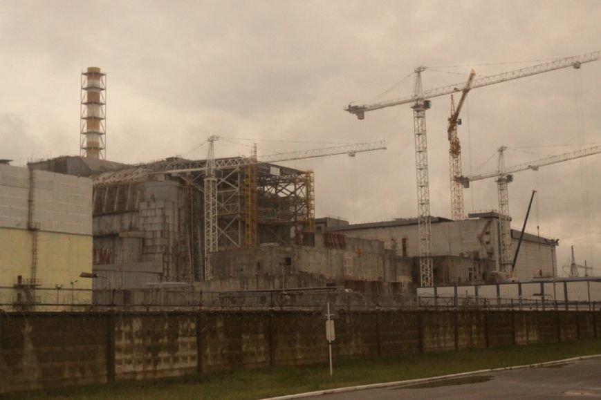 """Чернігівські журналісти та активісти відвідали основні місця зйомок фільму """"Чорнобиль. Зона майбутнього», фото-11"""