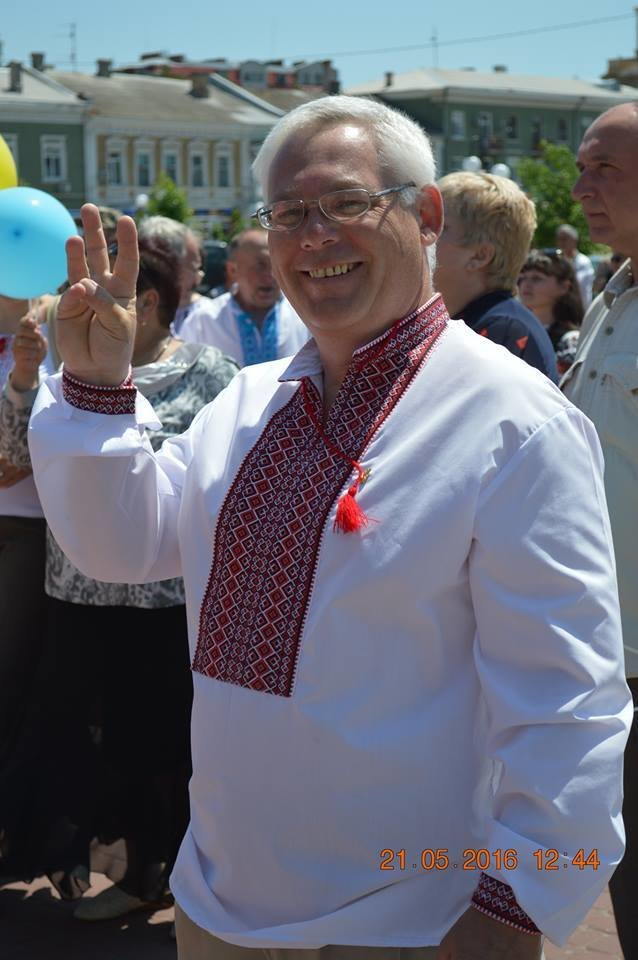 В Бердянске отметили День вышиванки шествием по городу (ФОТОРЕПОРТАЖ), фото-10