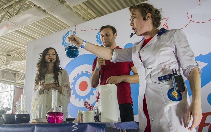 Maker Faire: в Киеве проходит фестиваль технологий, изобретений и экспериментов (ФОТОРЕПОРТАЖ), фото-12