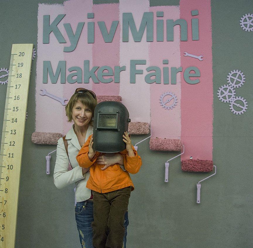 Maker Faire: в Киеве проходит фестиваль технологий, изобретений и экспериментов (ФОТОРЕПОРТАЖ), фото-3