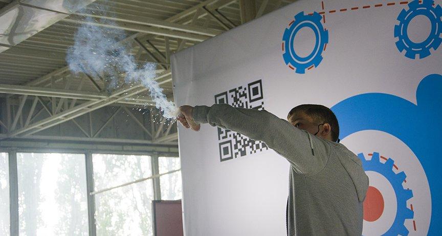 Maker Faire: в Киеве проходит фестиваль технологий, изобретений и экспериментов (ФОТОРЕПОРТАЖ), фото-15