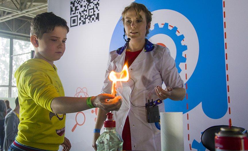 Maker Faire: в Киеве проходит фестиваль технологий, изобретений и экспериментов (ФОТОРЕПОРТАЖ), фото-16