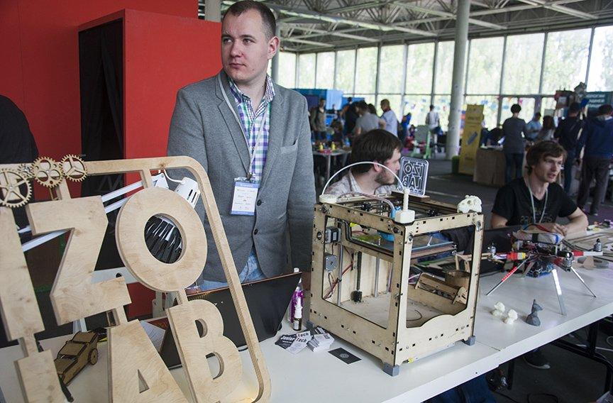 Maker Faire: в Киеве проходит фестиваль технологий, изобретений и экспериментов (ФОТОРЕПОРТАЖ), фото-32