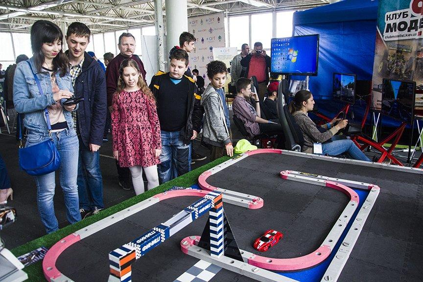 Maker Faire: в Киеве проходит фестиваль технологий, изобретений и экспериментов (ФОТОРЕПОРТАЖ), фото-8
