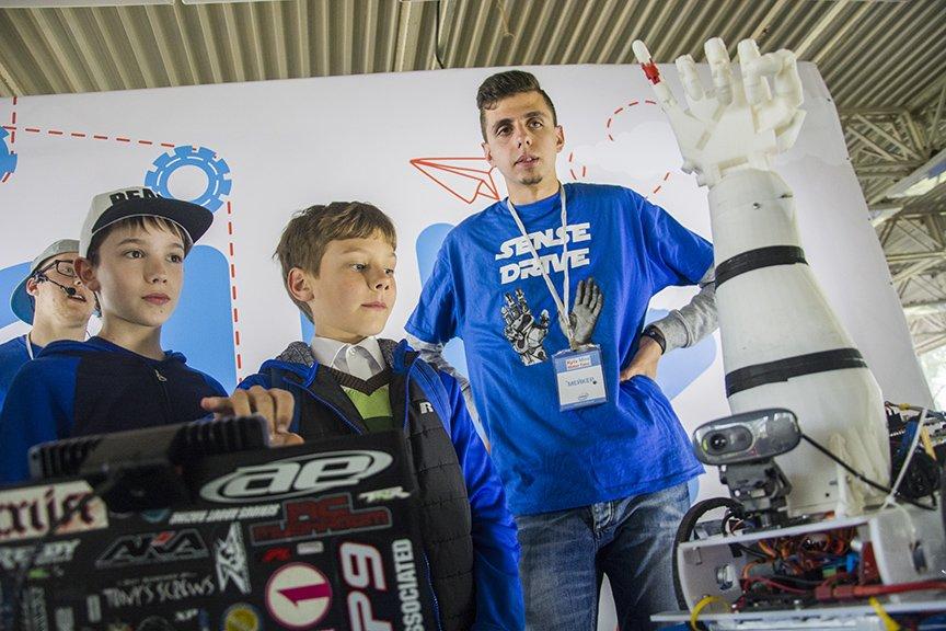 Maker Faire: в Киеве проходит фестиваль технологий, изобретений и экспериментов (ФОТОРЕПОРТАЖ), фото-24