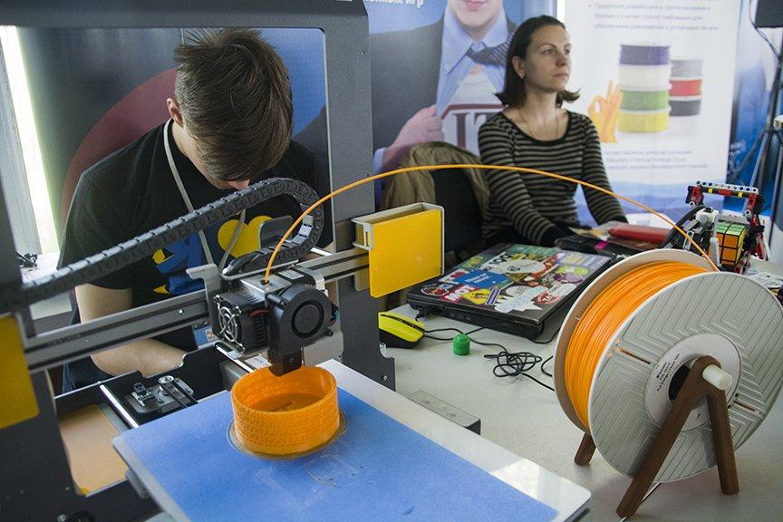 Maker Faire: в Киеве проходит фестиваль технологий, изобретений и экспериментов (ФОТОРЕПОРТАЖ), фото-26