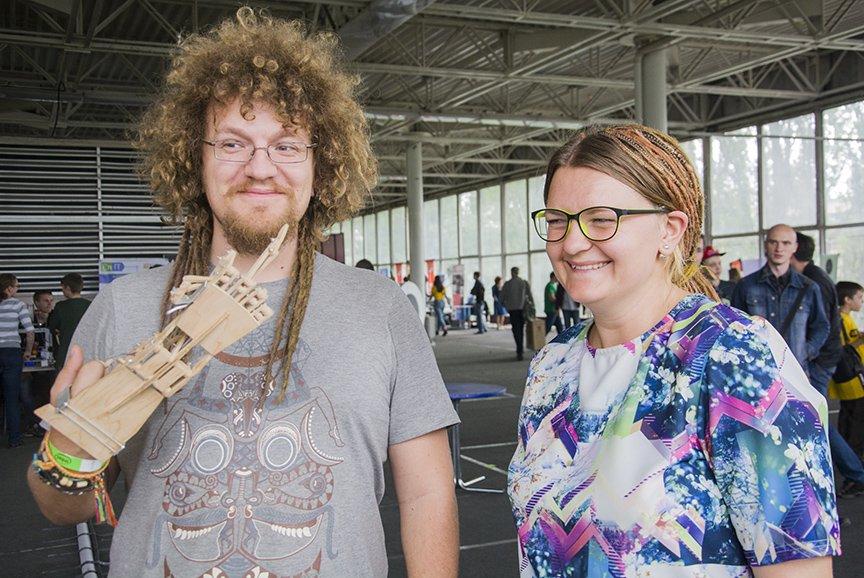 Maker Faire: в Киеве проходит фестиваль технологий, изобретений и экспериментов (ФОТОРЕПОРТАЖ), фото-9